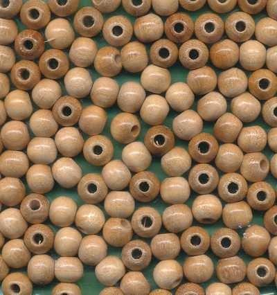 1400405_Holzperlen-6mm-natur-110-Stück