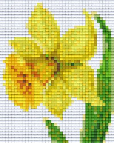 801281_Pixelset-Narzisse-gelb