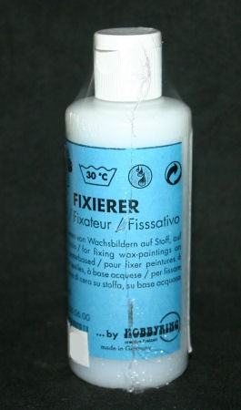 Encaustic Fixierer 125ml