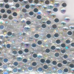 Schmucksteine 4mm kristall AB
