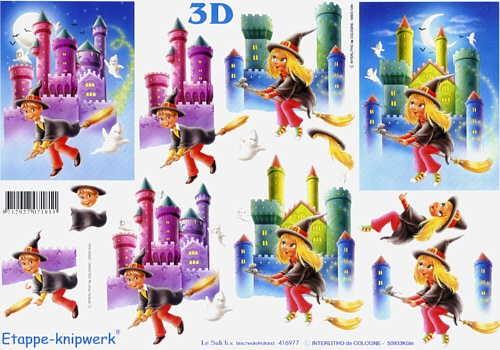 3D-Bildbogen Besenritt