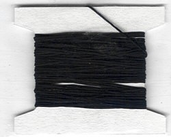 Stretch Magic 0,8mm x 5m schwarz