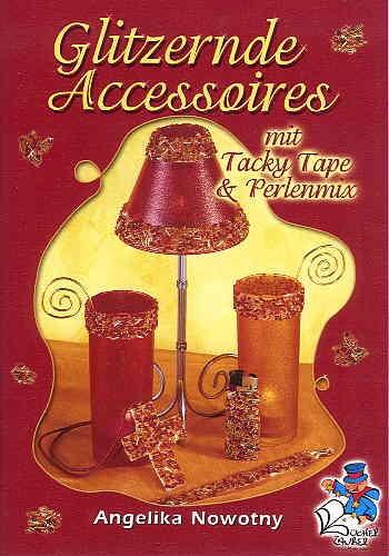 Buch Glitzernde Accessoires