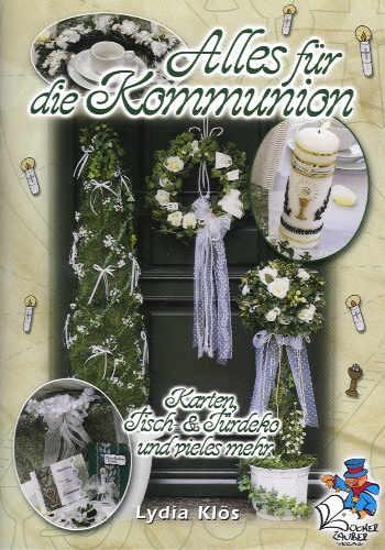 Buch Alles für die Kommunion