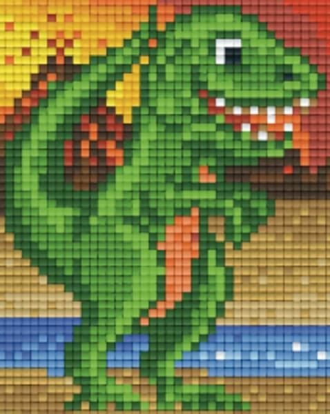 801457_Pixelset-Dinosaurier-T-Rex