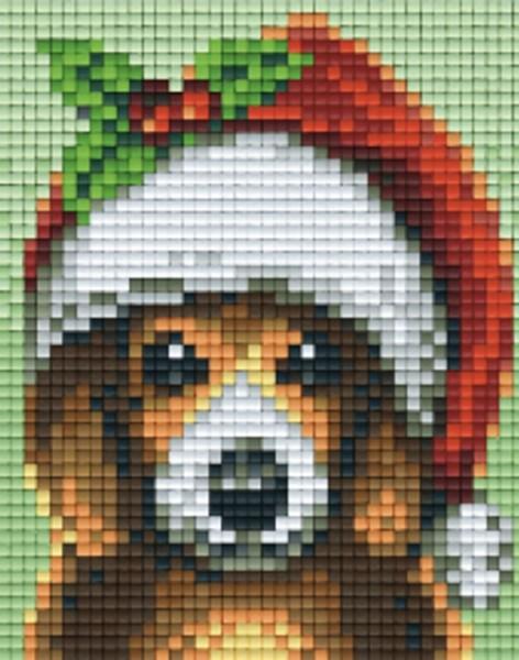 801453_Pixelset-Weihnachtshund