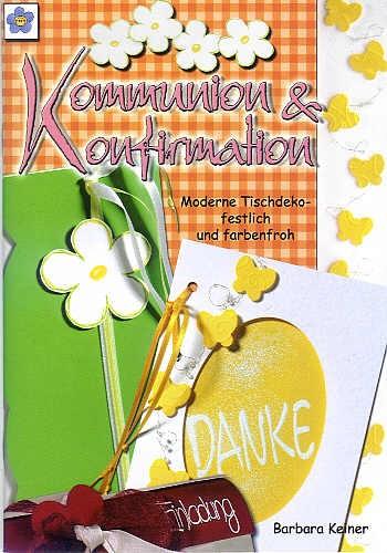 Buch Kommunion und Konfirmation