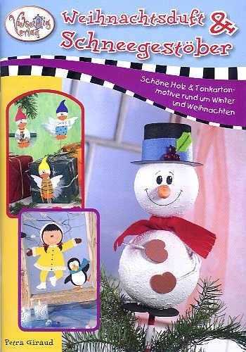 Buch Weihnachtsduft und Schneegestöber