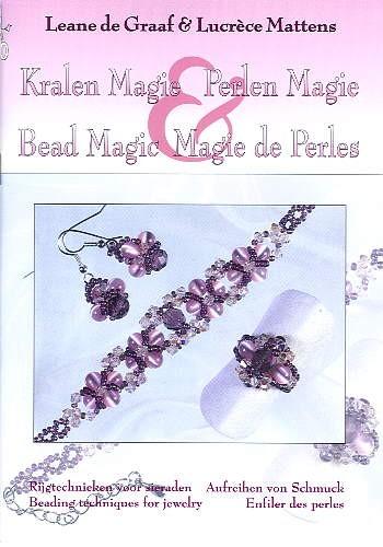 Buch Perlen Magie