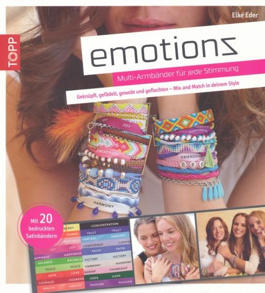 Buch Multi Armbänder für jede Stimmung