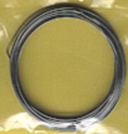 Modellierdraht 3m 0,8mm silber