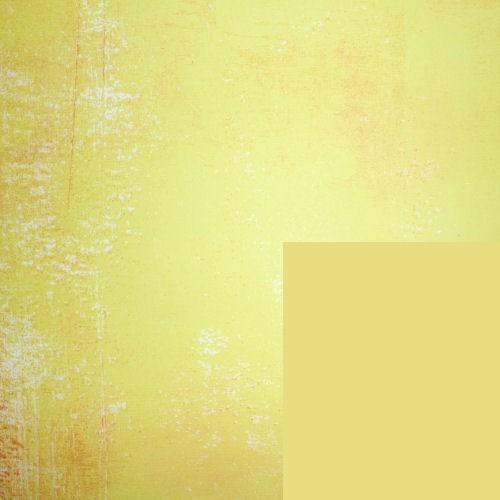 Scrapbook-Blatt gelbe Textur