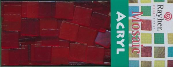 Mosaic Acryl klassikrot
