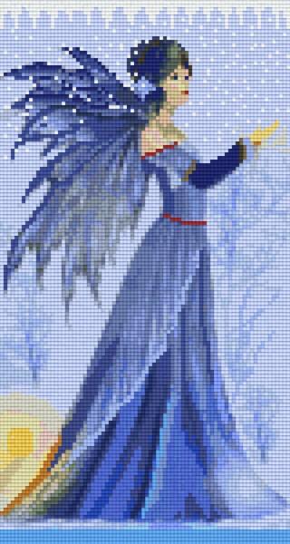 806101 Pixelhobby Set Eiskönigin mit 6 Platten