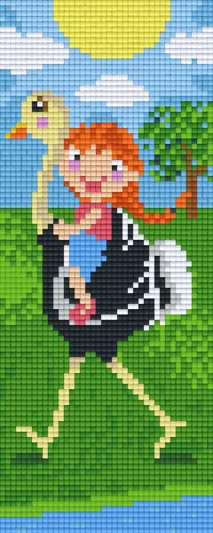 px802077_Pixelset-Mädchen-auf-Strauß