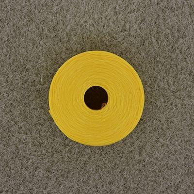 Nylonfaden gelb 52m