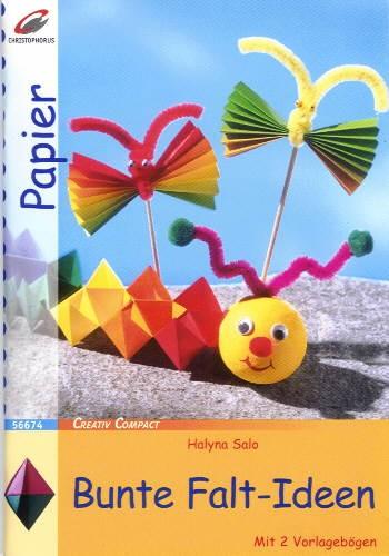 Buch Bunte Falt-Ideen