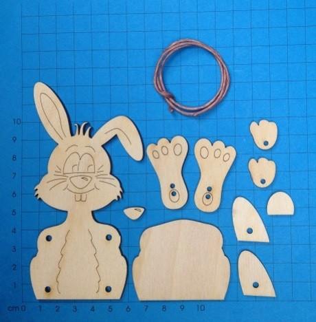 hsh5710sb_Holz-Deko-Schlenker-Figur-Hase-Hupsi-10cm