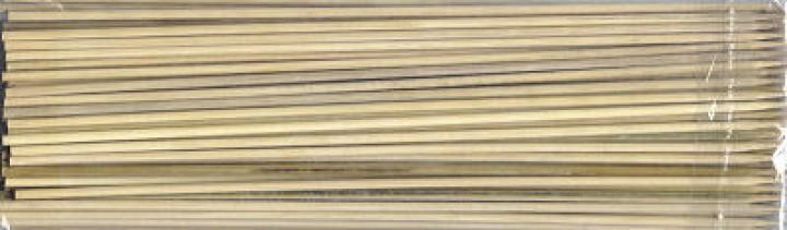 holzst be spitz 2 5mm x 20cm bastelholz basteln von a. Black Bedroom Furniture Sets. Home Design Ideas