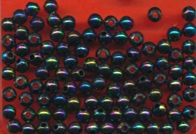 Wachsperlen 4mm regenbogen