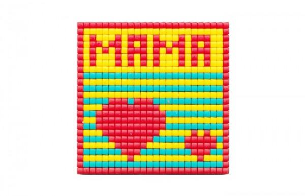 Set kleine Basisplatte Mama
