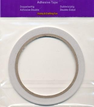 Doppelseitiges Klebeband 3mm ca. 13m