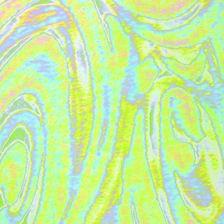 Wachsplatte 20x10cm perlmutt-gelb