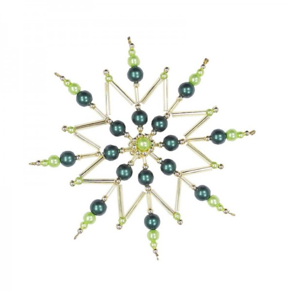 014212195_Bastelset-Drahstern-Sternenzauber-gold-grün-12cm
