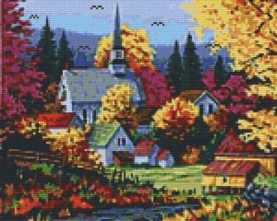 809135_Pixelset-Dorf-herbstlich