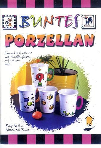 Buch Buntes Porzellan