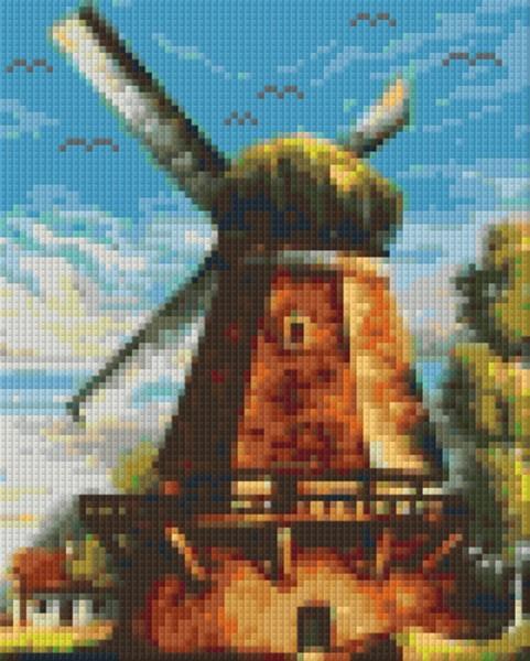 Set Windmühle