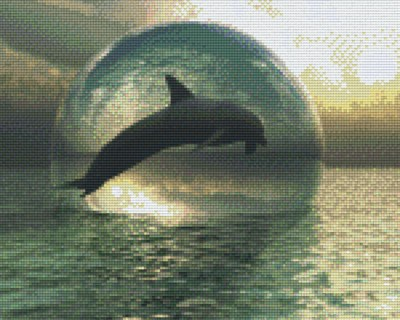 809191_Pixelset-Delfin-springend-3