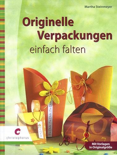 Buch Originelle Verpackungen einfach Falten