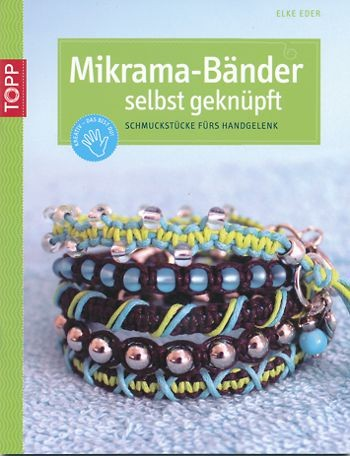 Mikrama Bänder selbst geknüpft