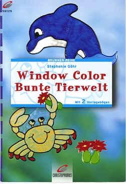 Bastelbuch WiCo bunte Tierwelt