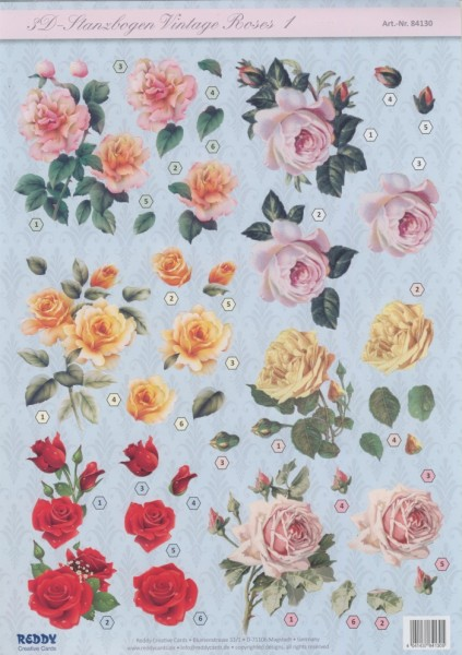 84130_3D-Stanzbogen-Vintage-Roses-1