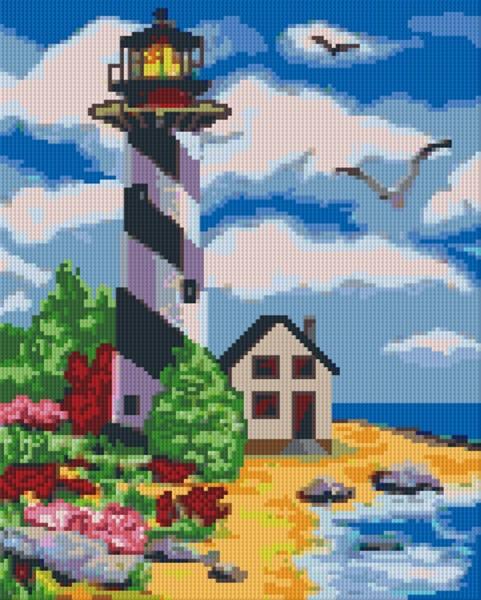 Set Leuchtturm 1