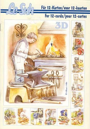 3D Motivbuch Berufe