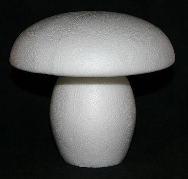 Styropor-Pilz 13cm