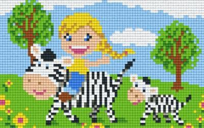px802076_Pixelset-Mädchen-mit-Zbras