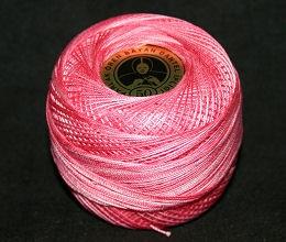 Häkelgarn rosa-ton 20g