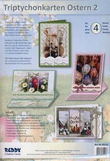 Triptychonkarten Ostern 2