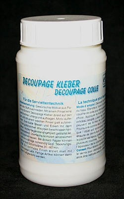 Decoupage Kleber efco 200ml