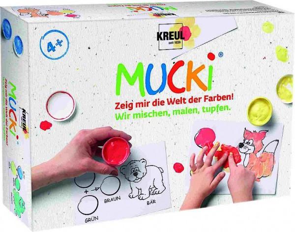 Mucki Set Zeig mir die Welt der Farben