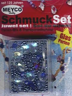 Schmuck-Set Kette / Armband