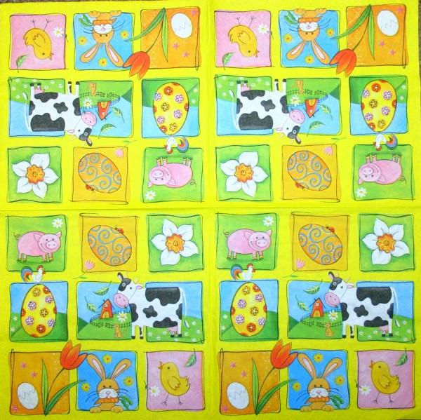 1661454_Serviette-Pig-und-Cow-bunt