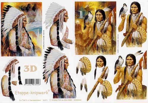 Motivbogen Sioux